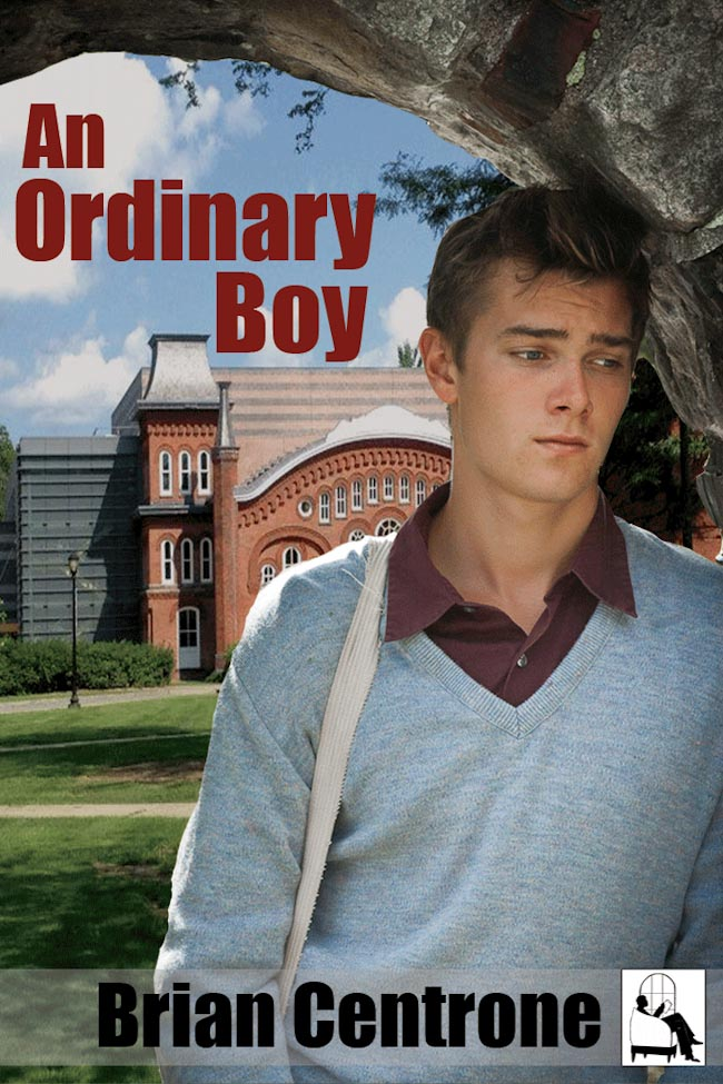 An Ordinary Boy cover