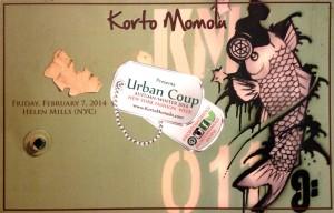 Korto Momolu Urban Coup