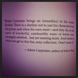 Adam Carpenter Quote Erotica